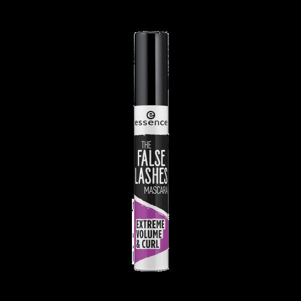 ریمل با تاثیر مژه مصنوعی اکستریم ولوم اسنس مدل False Lashes