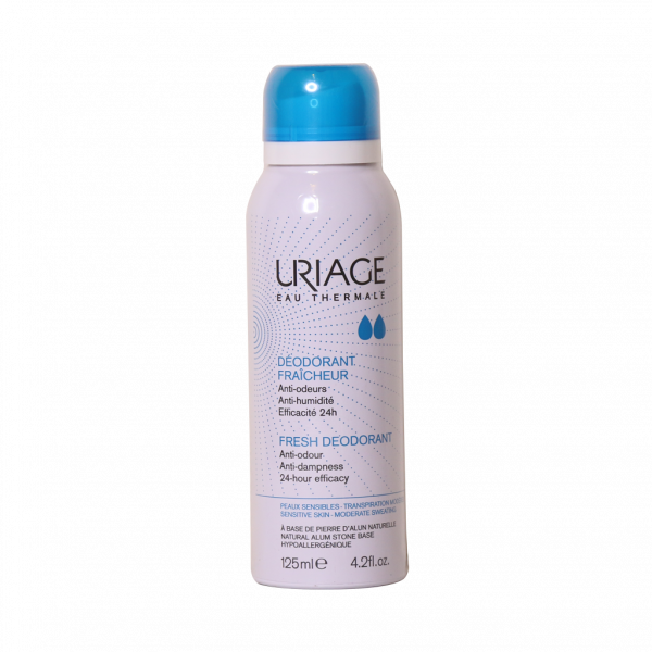 اسپری دئودورانت فرش اوریاژ مناسب پوست حساس ۱۲۵ میلی لیتر