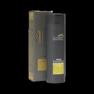 شامپو ترمیم کننده لامینین مناسب موهای آسیب دیده ۲۰۰ میلی لیتر
