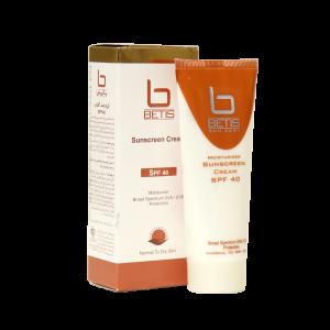 ضد آفتاب و مرطوب کننده بتیس SPF 40