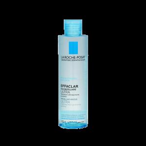 محلول پاک کننده اولترا افکلار لاروش پوزای مناسب پوست های چرب و مختلط