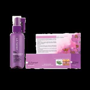 هیرتونیک تقویت کننده موی سر و ابروی رنگ شده لافارر ۶۰ میلی لیتر