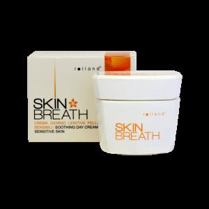 کرم محافظ روز ضد چروک رولند مناسب پوست های حساس ۵۰ میلی لیتر