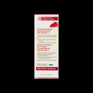 کرم ضد آفتاب فاقد چربی دکتر مورد SPF30 مخصوص پوست چرب ۵۰ میلی لیتر
