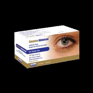 اشک مصنوعی سینالون ادونسد سینا دارو ۳۰ ویال