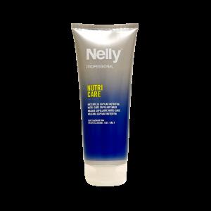 ماسک ترمیم کننده نلی مناسب موهای خشک و آسیب دیده ۲۰۰ میلی لیتر