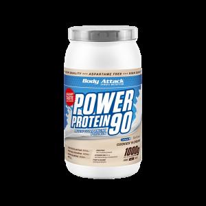 پاور پروتئین ۹۰ بادی اتک 1 کیلوگرم