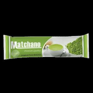 چای سبز ماچا ۳۰ ساشه ای ماچانو