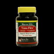 وانا فلکس کلسیم و ویتامین D3