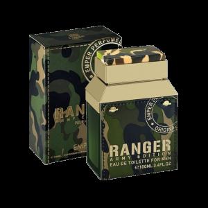 ادو تویلت مردانه امپر مدل Ranger Army Edition حجم ۱۰۰ میلی لیتر