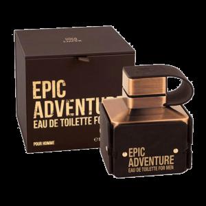 ادو تویلت مردانه امپر مدل Epic Adventure حجم ۱۰۰ میلی لیتر