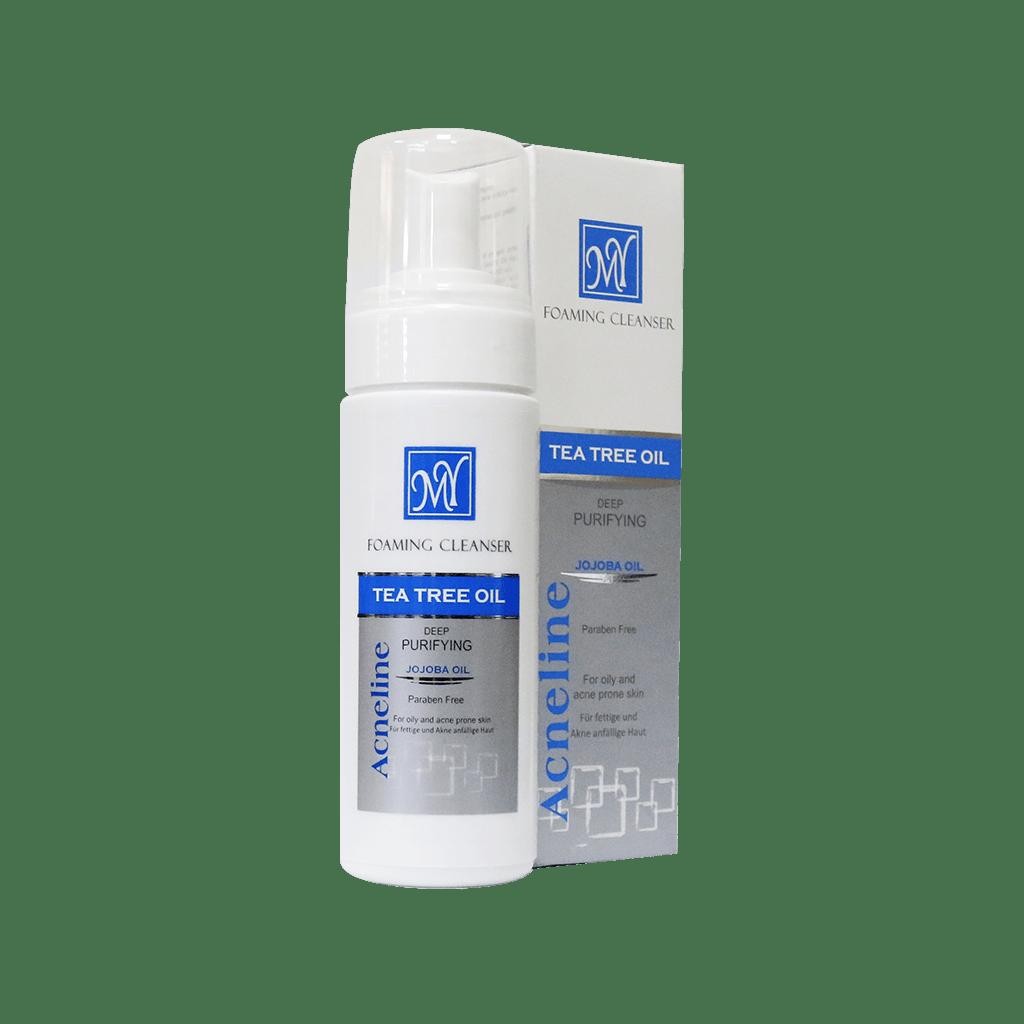 فوم شستشوی صورت آنتی باکتریال مای مناسب پوست چرب