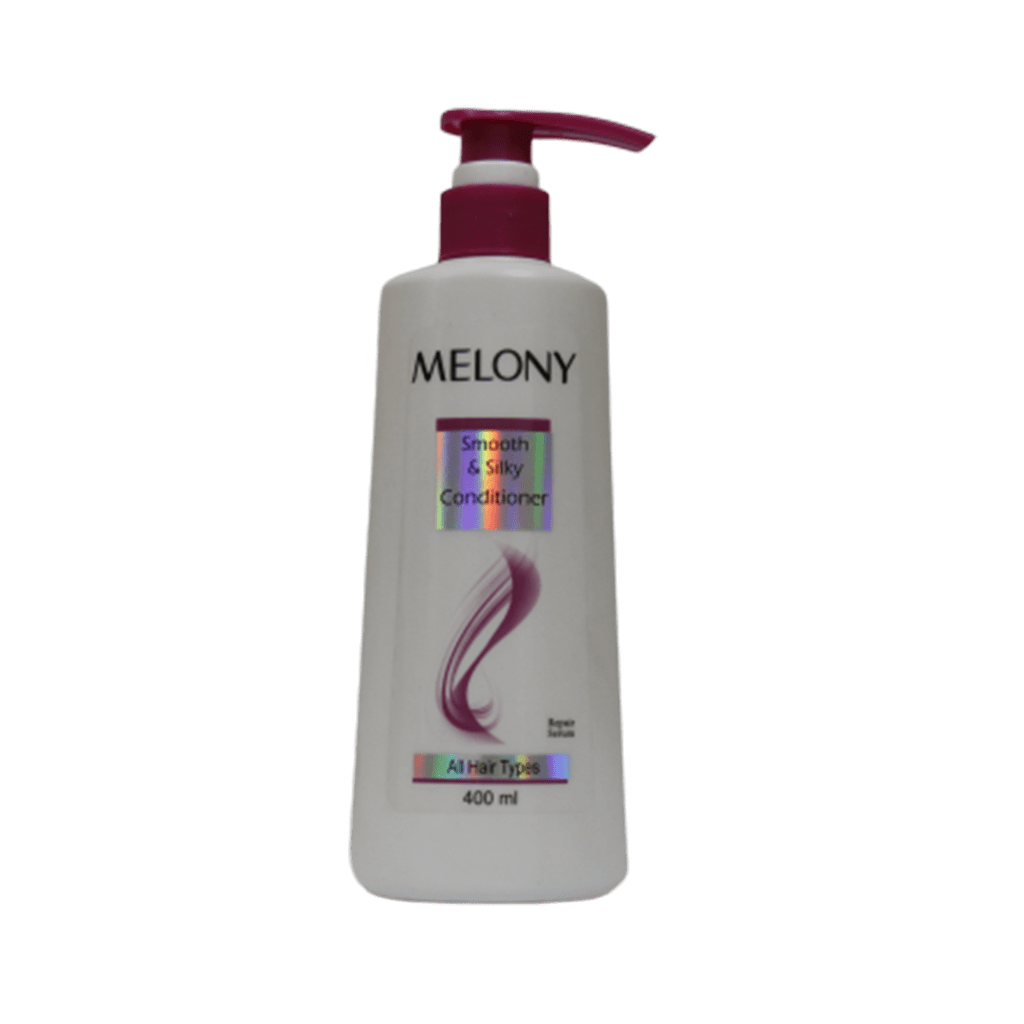 نرم کننده موی سر ملونی مدل smooth and silky
