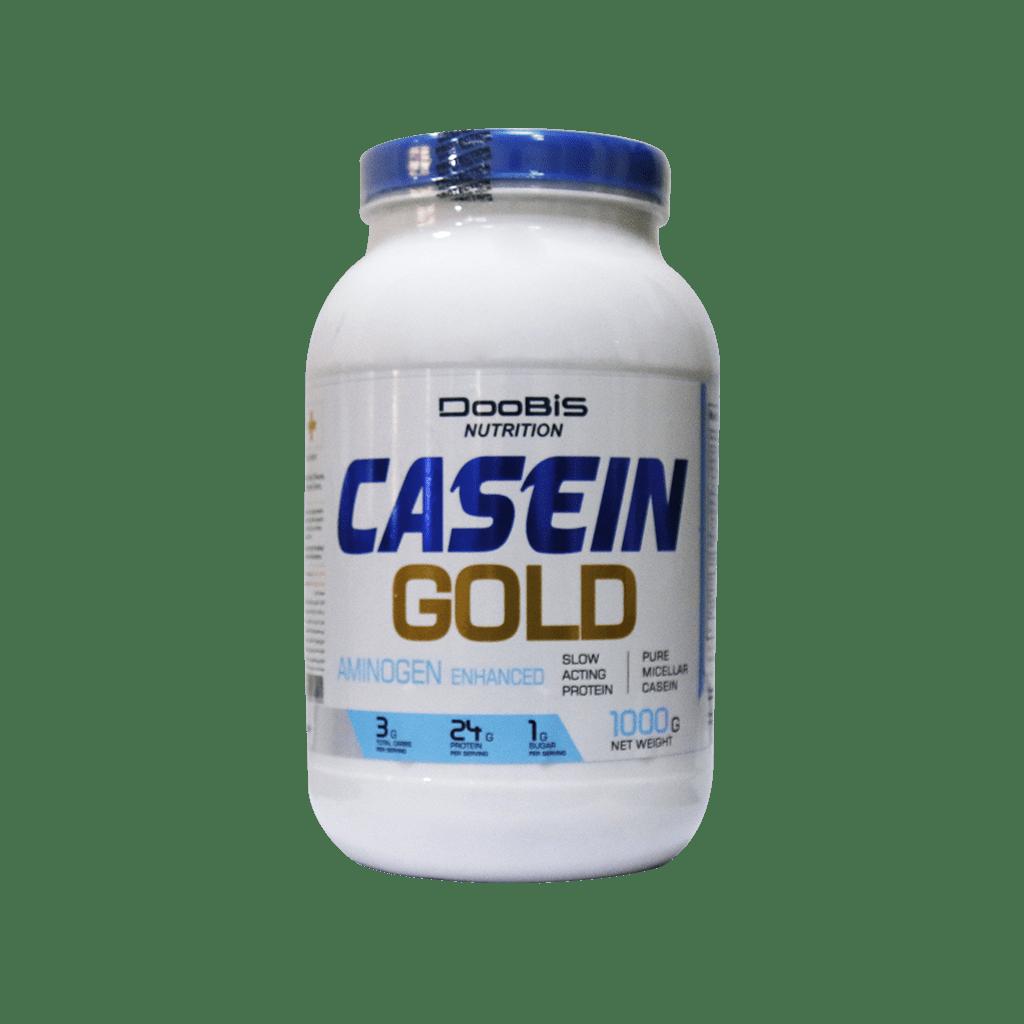 پروتئین کازئین گلد دوبیس 1000 گرم