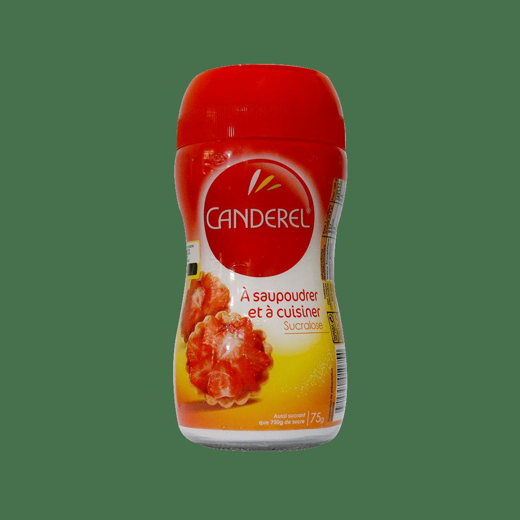 پودر شیرین کننده کم کالری بر پایه سوکرالوز کاندرل 75 گرم