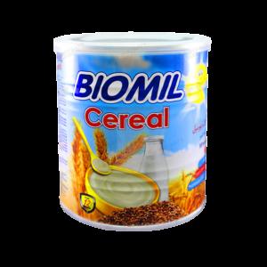 بیومیل سرآل گندم و عسل به همراه شیر