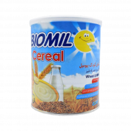 بیومیل سرآل گندم به همراه شیر مناسب کودکان از 6 ماهگی 400 گرم