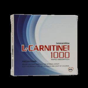 محلول خوراکی ال کارنیتین 1000 بنیان سلامت کسری