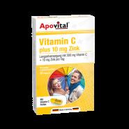 کپسول ویتامین ث و زینک آپوویتال