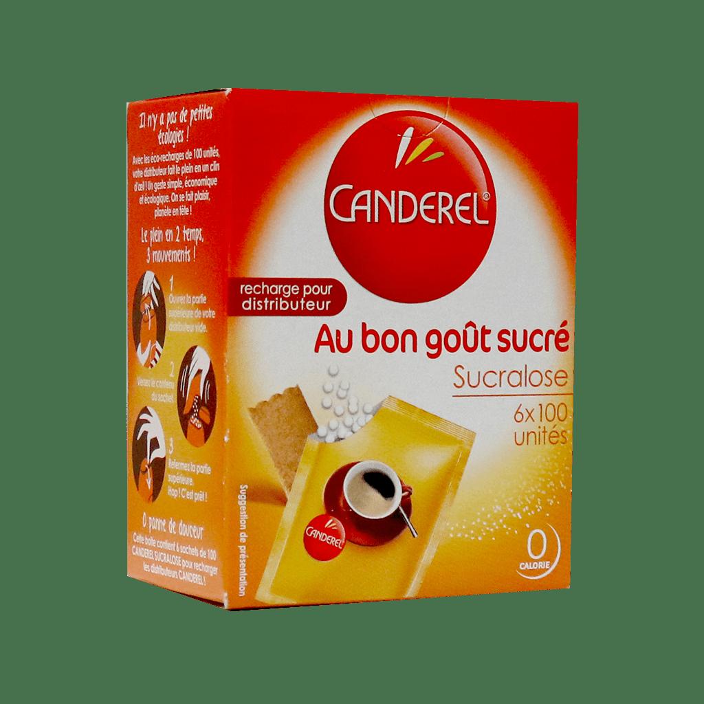 قرص شیرین کننده کم کالری بر پایه سوکرالوز کاندرل 600 عدد