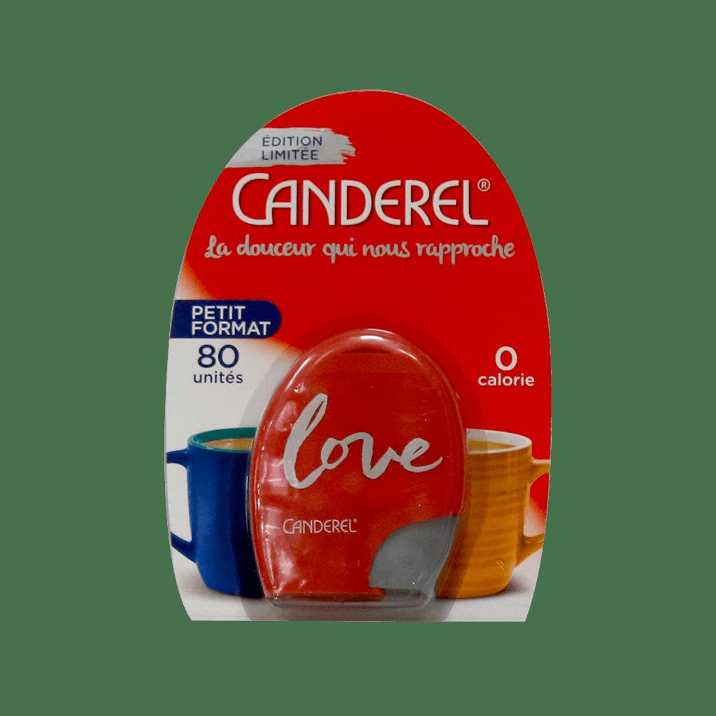 قرص شیرین کننده کم کالری کاندرل بر پایه سوکرالوز