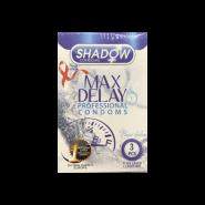 کاندوم شادو مدل Max Delay