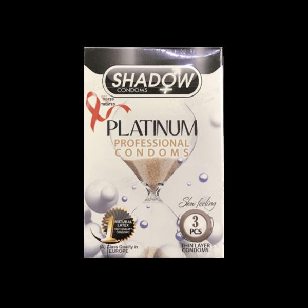 کاندوم شادو مدلPelatinum