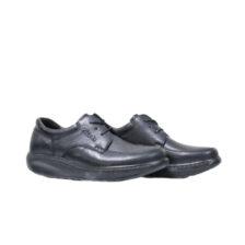 کفش مردانه طبی پاتکان طب کد 427 رنگ مشکی