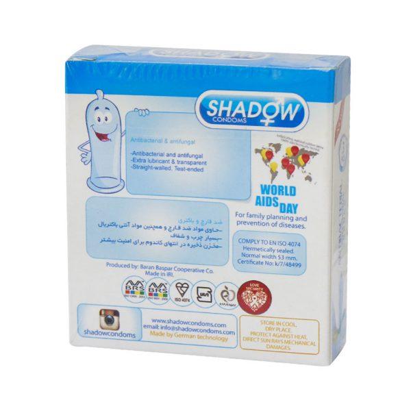 کاندوم شادو مدل Antibacterial