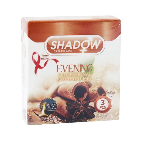 کاندوم شادو مدل Evening