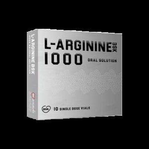 ال-آرژنین 1000 میلی گرم بی اس کی 10 عدد