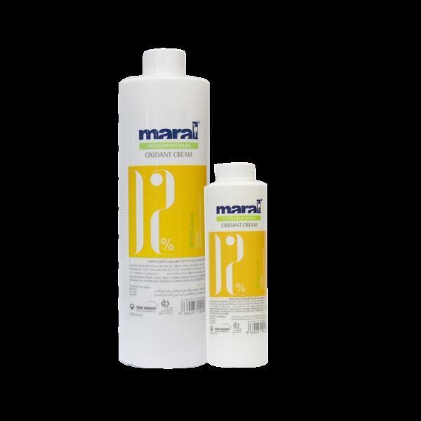 اکسیدان کرم مارال نمره3 (12%) حاوی روغن بادام و نرم کننده