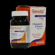 قرص مولتی ویتامین مینرال تین ویتال هلث اید