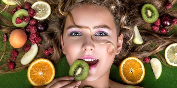 پوست و ویتامین سی
