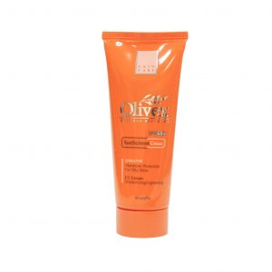 ضد آفتاب سی سی کرم پوست چرب الیوکس SPF60+ حجم 40 میلی لیتر