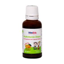 قطره مولتی ویتامین ویواکیدز