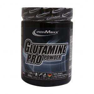 گلوتامین پرو آیرون مکس 500 گرم