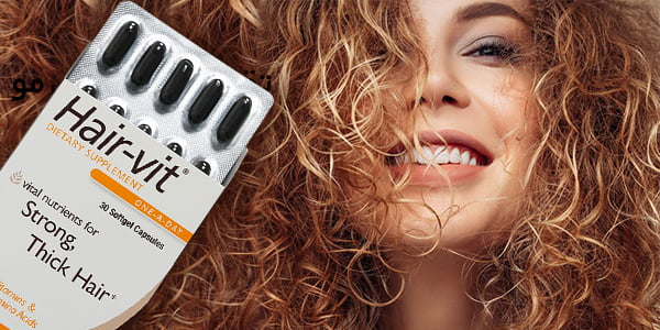 جلوگیری از ریزش مو با هیرویت