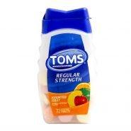 Nutralab Toms Regular Strength 72 Tabs