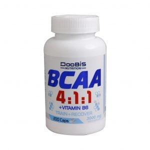 کپسول بی سی ای ای 4:1:1 و ویتامین ب6 دوبیس 200 عدد