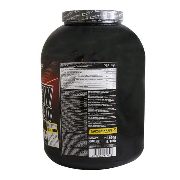 پروتئین ۹۰ آیرون مکس 2350 گرم