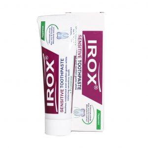 خمیردندان ملایم (حساس) ایروکس 100 گرم