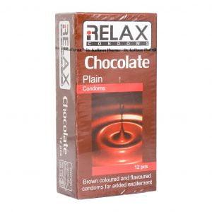 کاندوم شکلاتی ریلکس