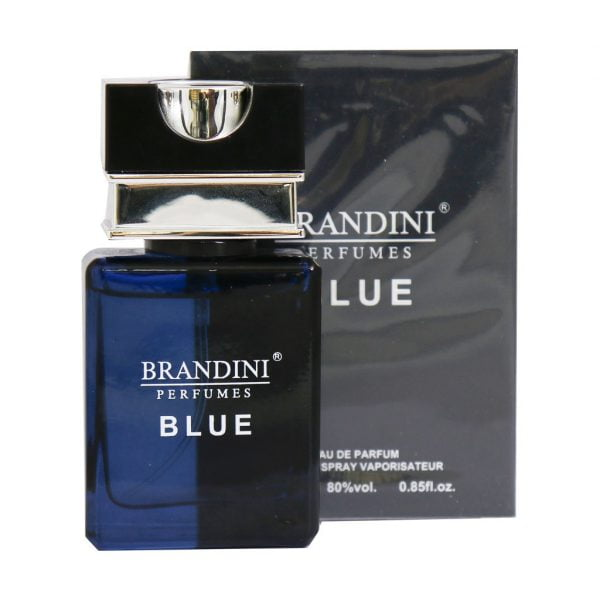 عطرجیبی مردانه برندینی مدل BLUE حجم 25 میلی لیتر