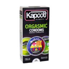 کاندوم ارگاسمیک کاپوت