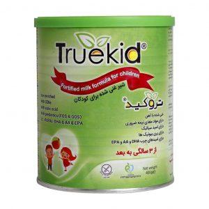شیر خشک تروکید مناسب شیرخواران از ۳ سالگی به بعد ۴۰۰ گرم