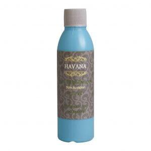لاک پاک کن بدون استون هاوانا مخصوص ناخن کاشت 120 میلی لیتر
