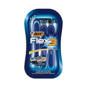 خود تراش 3 عددی بیک مدل Flex 3