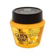 ماسک مو ترمیم کننده و مغذی مو گلیس حجم 300 میلی لیتر