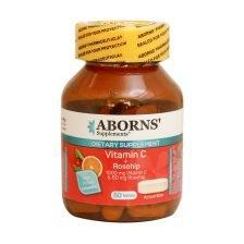 قرص ویتامین C و رزهیپ ابورنز